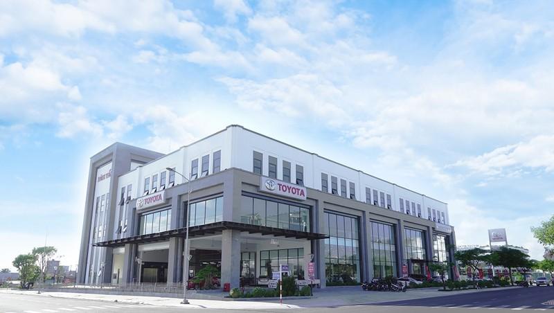 Toyota Việt Nam ra mắt Toyota Dũng Tiến Phú Yên