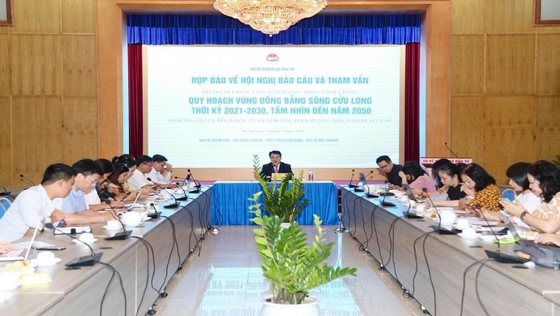 Sắp diễn ra Hội nghị Quy hoạch vùng ĐBSCL thời kỳ 2021 - 2030, tầm nhìn đến năm 2050