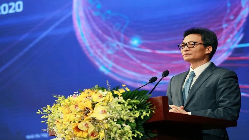 Phó Thủ tướng kêu gọi cộng đồng startup nắm tay nhau tạo thành mạng lưới
