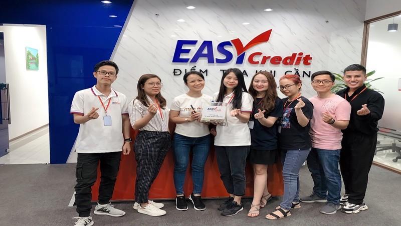 EASY CREDIT - thương hiệu tài chính vì cộng đồng