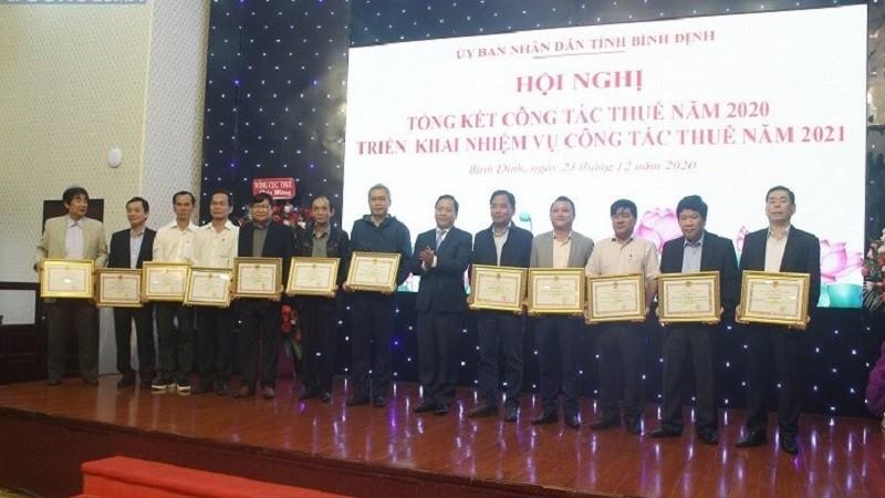 Bình Định: Thu nội địa vượt 27,6% dự toán