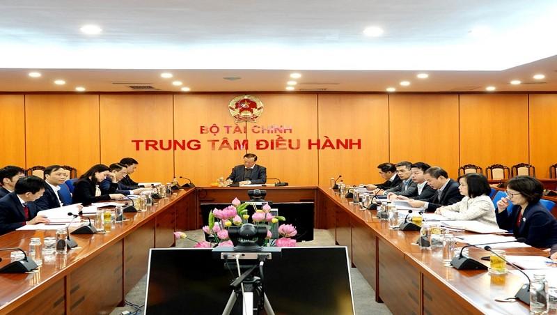 """Bộ trưởng Bộ Tài chính Đinh Tiến Dũng:  """"Kết quả thu ngân sách là hết sức tích cực!"""""""