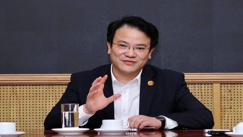 Thứ trưởng Bộ KH&ĐT Trần Quốc Phương