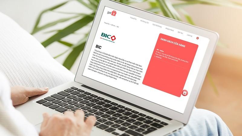 Khách hàng có thể mua bảo hiểm BIC bằng voucher Got It