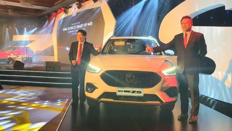 MG ZS nhập khẩu trực tiếp từ Thái Lan có giá chưa tới 620 triệu đồng