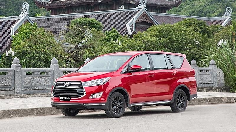 Toyota Việt Nam triệu hồi gần 11.700 xe để kiểm tra và thay thế bơm nhiên liệu