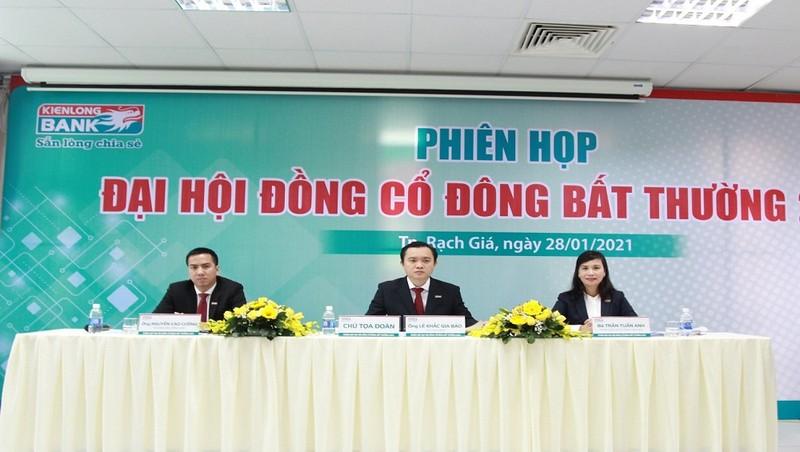 Kienlongbank bầu bổ sung 2 thành viên Hội đồng quản trị nhiệm kỳ 2018 – 2022