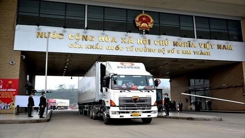 Kim ngạch xuất nhập khẩu tăng mạnh trong dịp Tết Tân Sửu