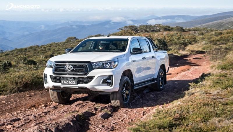 Toyota Hilux nhập khẩu được sản xuất trong khoảng thời gian 21/06/2018 đến 20/12/2018 thuộc diện triệu hồi