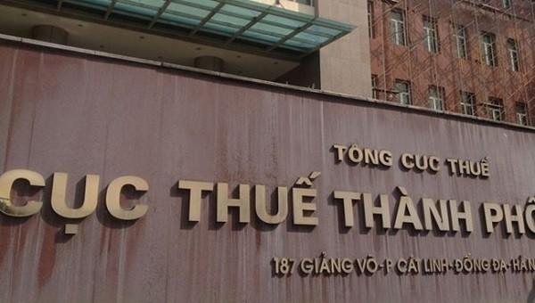 Cục Thuế TP Hà Nội làm việc 2 ngày cuối tuần để giải quyết thủ tục thanh toán nghĩa vụ tài chính