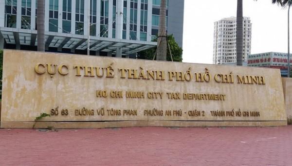 Cục Thuế TP. Hồ Chí Minh lưu ý việc nhận hồ sơ Quyết toán thuế Thu nhập cá nhân năm 2020
