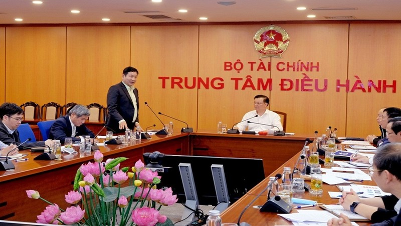 Chủ tịch tập đoàn FPT khẳng định quyết tâm phối hợp với Bộ Tài chính tháo gỡ tình trạng nghẽn mạng chứng khoán.