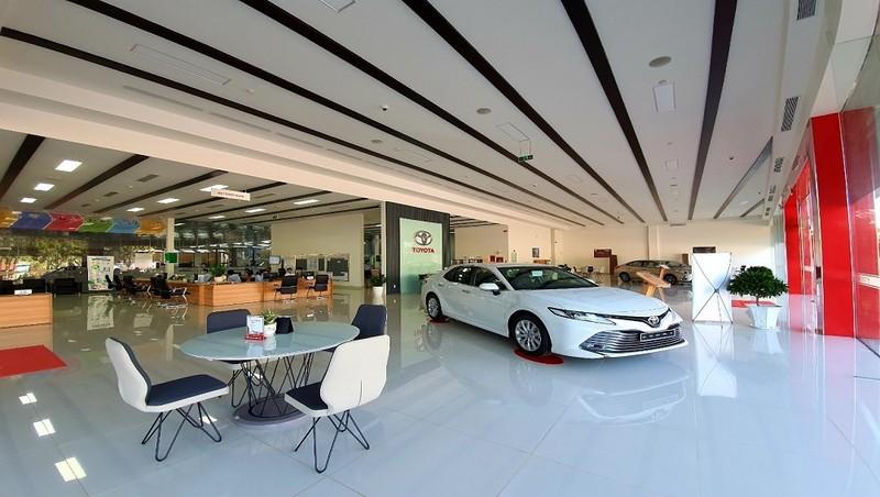Toyota Việt Nam ra mắt Toyota Đắk Lắk