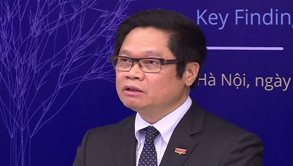 """Chủ tịch VCCI đề xuất lập Trung tâm """"Cây Tre"""" tại Đồng bằng sông Cửu Long"""