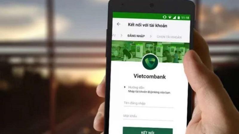 Vietcombank tiếp tục cảnh báo hình thức lừa đảo mới nhằm đánh cắp thông tin dịch vụ ngân hàng