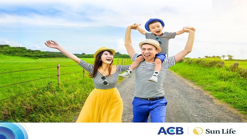 Sun Life Việt Nam ưu đãi lên tiới 20 tỷ đồng cho kênh phân phối ACB