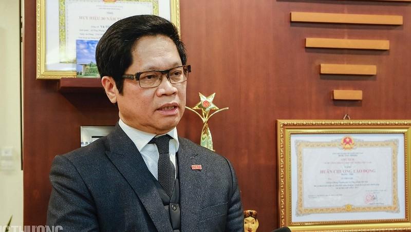 TS. Vũ Tiến Lộc, Chủ tịch VCCI khẳng định niềm tin về một Chính phủ hành động!