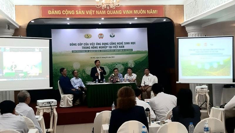 Ứng dụng công nghệ sinh học để phát triển nông nghiệp bền vững