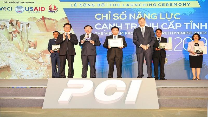 Ngày 15/4 công bố Chỉ số năng lực cạnh tranh cấp tỉnh PCI năm 2020