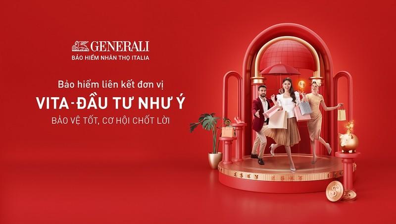 Kỷ niệm 10 năm thành lập, Generali Việt Nam ra mắt sản phẩm đặc biệt  với nhiều quyền lợi và đặc tính vượt trội