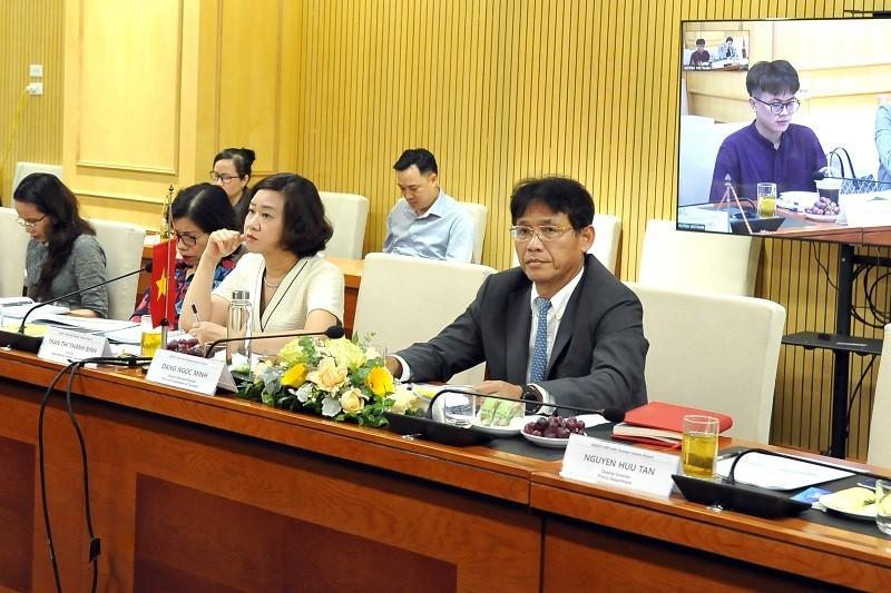 Tổng cục Thuế tăng cường hợp tác về hóa đơn điện tử với Hàn Quốc
