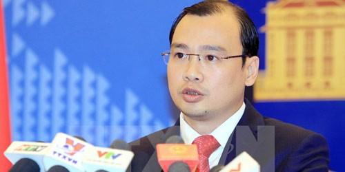 Việt Nam yêu cầu Campuchia xử lý thỏa đáng vụ gây rối ở biên giới