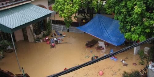 Yêu cầu khẩn trương khắc phục hậu quả mưa lũ tại Quảng Ninh