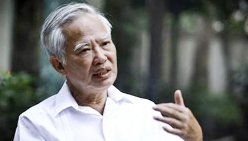 Nguyên Phó Thủ tướng Vũ Khoan viết về tinh thần 2/9 với thời đại nay