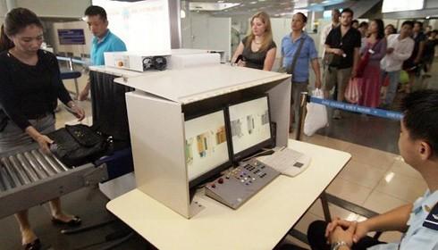 Mời Bộ công an xử mạnh tay vấn đề trộm cắp trong sân bay