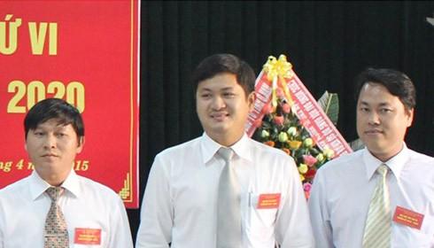 Giám đốc Sở 30 tuổi trúng cử Tỉnh ủy viên Quảng Nam