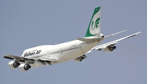 Một chiếc máy bay của hãng Mahan. Ảnh minh họa. (Nguồn: Wikipedia)