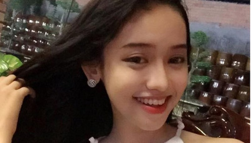 Chân dung cô gái 17 tuổi được cho là người xen vào cuộc tình của Midu và thiếu gia Phan Thành.