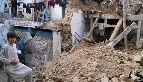 Sẵn sàng bảo hộ công dân Việt tại một số nước bị động đất