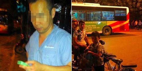 """Phụ xe bus đánh nữ sinh túi bụi vì """"trêu ghẹo"""" không thành"""
