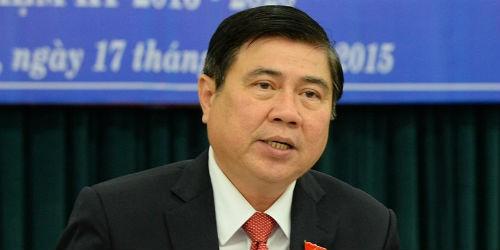 Ông Nguyễn Thành Phong được giới thiệu làm Chủ tịch UBND TP HCM