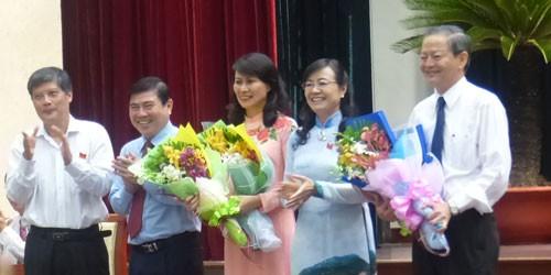3 gương mặt lãnh đạo mới của UBND TP HCM