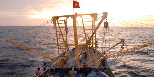 Việt-Trung khảo sát khu vực thỏa thuận vùng ngoài cửa Vịnh Bắc Bộ