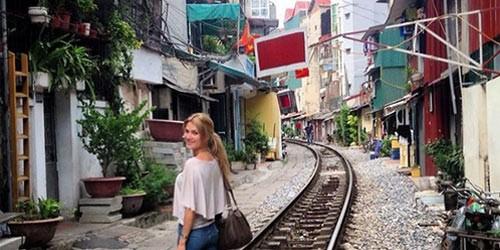 Tân Hoa hậu Thế giới từng du lịch xuyên Việt