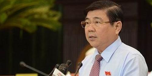 Thủ tướng phê chuẩn tân Chủ tịch TP HCM