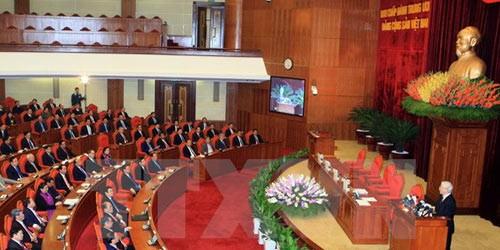 Trung ương thông qua danh sách ứng cử ủy viên Bộ Chính trị