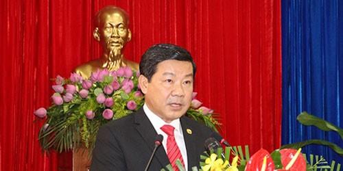 Ông Trần Thanh Liêm giữ chức Chủ tịch UBND tỉnh Bình Dương