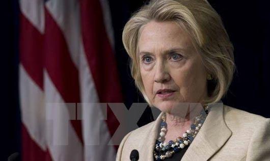 """Bà Hillary Clinton vào """"tầm ngắm"""" mật vụ Mỹ"""