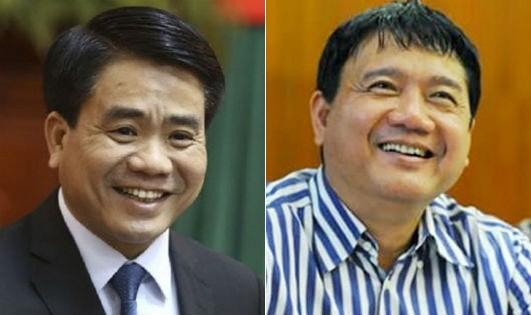 Ấn tượng cách huy động nhân tài của 'Bí thư Thăng', 'Chủ tịch Chung'