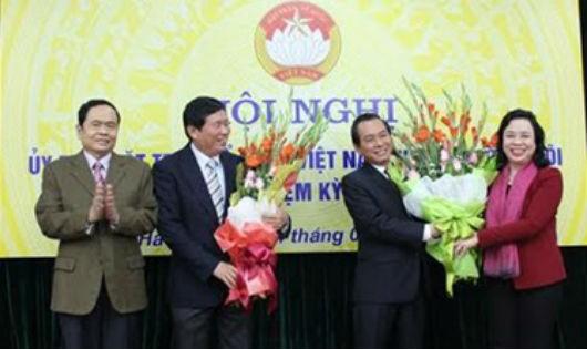 Phó chủ tịch Hà Nội Vũ Hồng Khanh nhận trọng trách mới