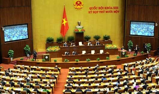 Ngày mai QH bỏ phiếu miễn nhiệm Thủ tướng