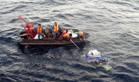 Tìm thấy 4 thi thể tại khu vực máy bay CASA-212 gặp nạn