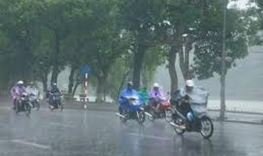 Từ đêm nay, mưa lớn diện rộng kéo dài 2-3 ngày ở miền Bắc