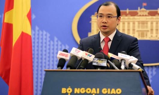 Việt Nam hoan nghênh Tòa trọng tài đưa ra phán quyết cuối cùng