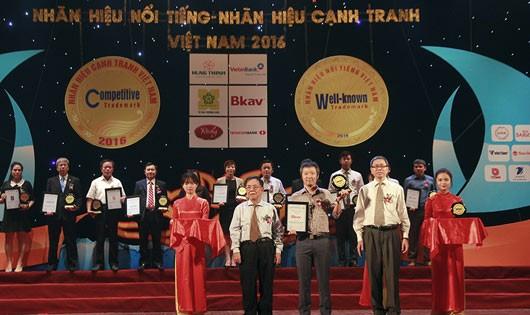 Bkav vào 'top' 10 Nhãn hiệu nổi tiếng nhất Việt Nam