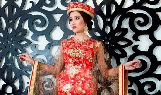 Việt Nam được xướng tên đêm chung kết Miss Tourism Queen International